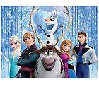 Frozen cast by Scott Green