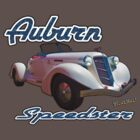 36 Auburn Speedster by ChasSinklier