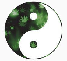 Yin Yang Weed by BobbyCorps