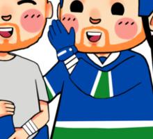 Hank & Danny Sticker
