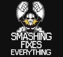 Boss Rush Society - Skullsmasher Smashing Fixes Everything by Ryuuji