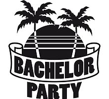 Palms Holiday bachelor party by Style-O-Mat