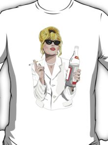 Patsy Stone AbFab Cheers Darling T-Shirt