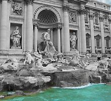 Trevi Fountain by VelocityDesigns