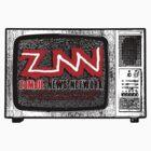 ZNN - Zombie News Network by zombiemama