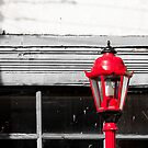 The Red Lamp by Rae Tucker