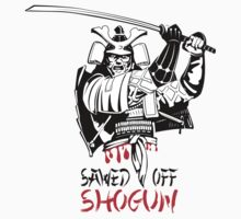 Sawed Off Shogun by WOLFxGANG