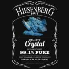 Heisenberg Blue - 99.1% Pure  by LukeOlfert