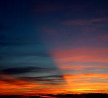 Sunset Winnemucca April 2014 by DonActon