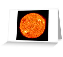 Illuminati Eye: The Sun   New Illuminati Greeting Card