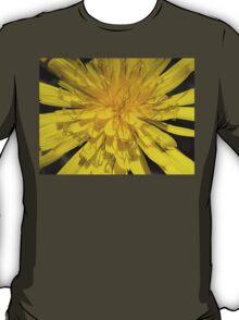 Yellow, bright dandelion T-Shirt