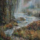 Along the River by Stefano Popovski