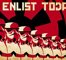 'Enlist Today' by AbsoluteLegend