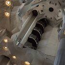 Shapes and Spirals - The Fascinating Interior of Antoni Gaudi's Sagrada Família by Georgia Mizuleva