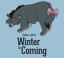 Oh bother! Winter is Coming by limegreenpalace