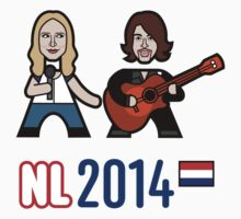 Netherlands 2014 by minipopicons