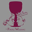 Purple Wedding by Bendragon