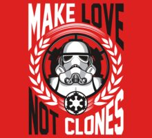 Make Love Not Clones by piercek26