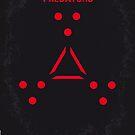 No289 My PREDATORS minimal movie poster by Chungkong