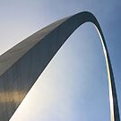 St. Louis Arch by Carrie Bonham