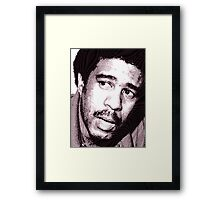 Richard Pryor Framed Print