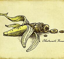 Clockwork Banana by Eric Fan