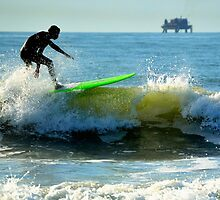 Floater On Folly by Chris King