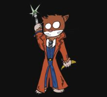 Doctor cat by maxdiet