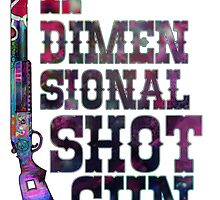 11-dimensional shotgun by shuixian