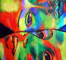 """Cross-circuiting emotions"" by Helenka"