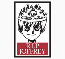 R.I.P King Joffrey by Timmyb0y