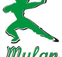 Mulan by husavendaczek