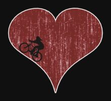 Love Biking Cycling by SportsT-Shirts
