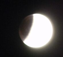Lunar Eclipse, Interesting Developments by Navigator