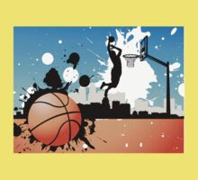basketball by dudina