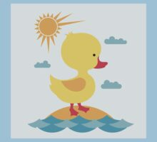 duck by dudina