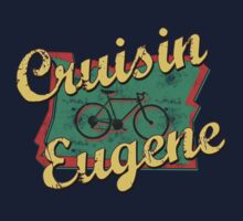 Bike Cycling Bicycle Eugene Oregon by SportsT-Shirts