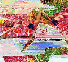 double body shot by Joshua Bell