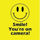 Smile! You're on camera! - Phone design. by STGaming