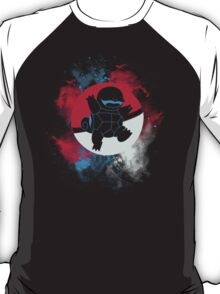 Squirtle Space T-Shirt
