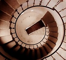 Spiral Stairs by nat3th3gr3at