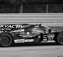 Skyactiv by trackography