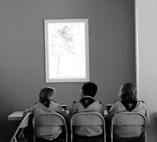 Scouts in a Row by nat3th3gr3at