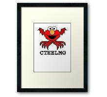 Cthelmo Framed Print
