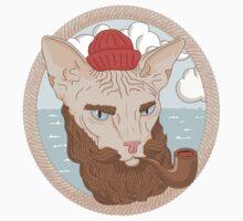 Sailor-cat by Fresco Umbiatore
