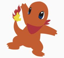 Charmander - Team Red by Kaijuuz