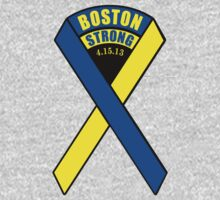 Boston Strong Ribbon Kids Clothes