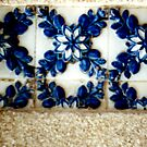 Portuguese Baroque tiles  by Madalena Lobao-Tello