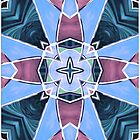 Stained Glass Window 3 by MSRowe Art and Design