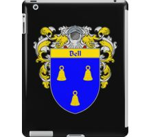 Bell Coat of Arms/Family Crest iPad Case/Skin